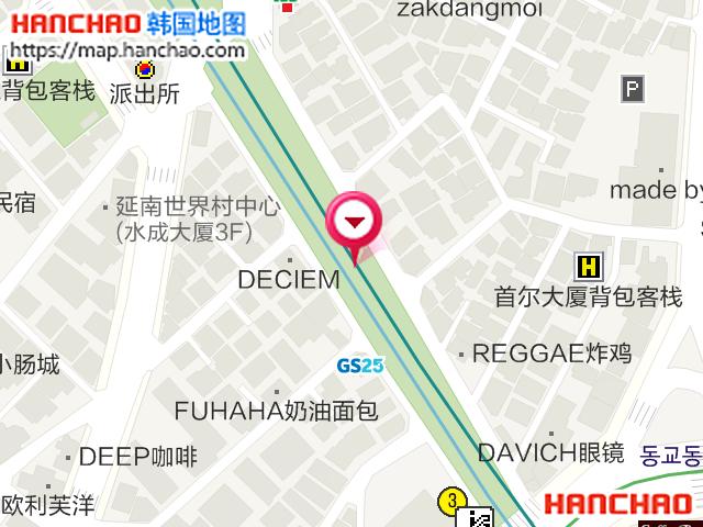 京义线林道公园 (延南洞区间)