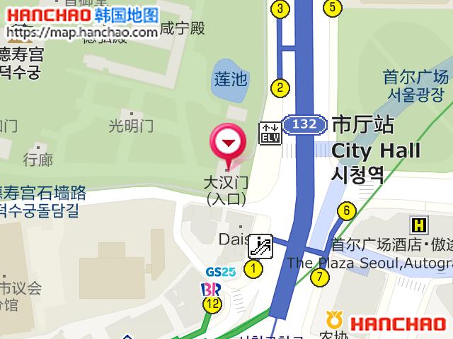 大汉门 (入口)